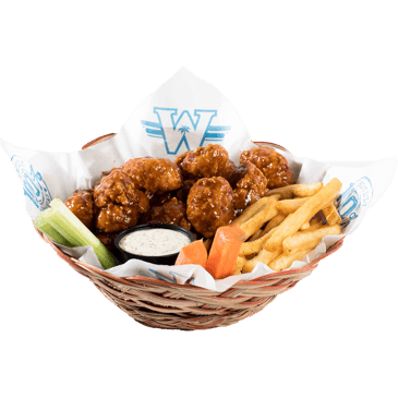 Basket of wings