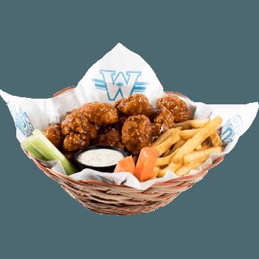Basket of wings